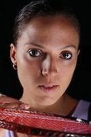 Liz Cann England Badminton, World Championship Photoshoot, NBC, Milton Keynes, England, 2011