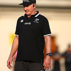 Dick Muir as an attack and backline consultant of the Cell C Sharks during the Cell C Sharks training, Jonsson Kings Park Stadium,Durban South Africa.27,06,2018 Photo by (Steve Haag REX Shutterstock )