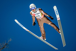 Jakub Wolny of Poland during the Ski Flying Hill Individual Qualification at Day 1 of FIS Ski Jumping World Cup Final 2018, on March 22, 2018 in Planica, Ratece, Slovenia. Photo by Ziga Zupan / Sportida
