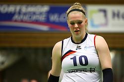 20160409 NED: Volleybal: Sliedrecht Sport - Eurosped TVT, Sliedrecht  <br />Marlies Wagendorp