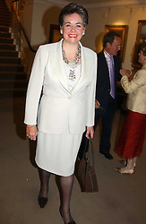 LADY JANE GROSVENOR at auctioneers Sotheby's Summer party held at their showrooms in 34-35 New Bond Street, London W1 on 6th June 2005.<br /><br />NON EXCLUSIVE - WORLD RIGHTS