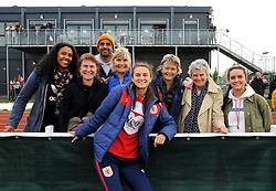 Rosella Ayane of Bristol City poses for a photo - Mandatory by-line: Nizaam Jones/JMP - 28/04/2019 - FOOTBALL - Stoke Gifford Stadium - Bristol, England - Bristol City Women v West Ham United Women - FA Women's Super League 1