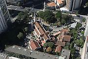 Belo Horizonte_MG, Brasil.<br /> <br /> Imagem aerea da Igreja Sao Jose em Belo Horizonte, Minas Gerais.<br /> <br /> Aerial view of Sao Jose church in Belo Horizonte, Minas Gerais.<br /> <br /> Foto: RODRIGO LIMA / NITRO