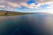 South Shore, Molokai, Hawaii