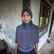 CAPTION:  LOCATION: Wonosari, Semarang, Indonesia. INDIVIDUAL(S) PHOTOGRAPHED: Meilani Wahyuninesih.