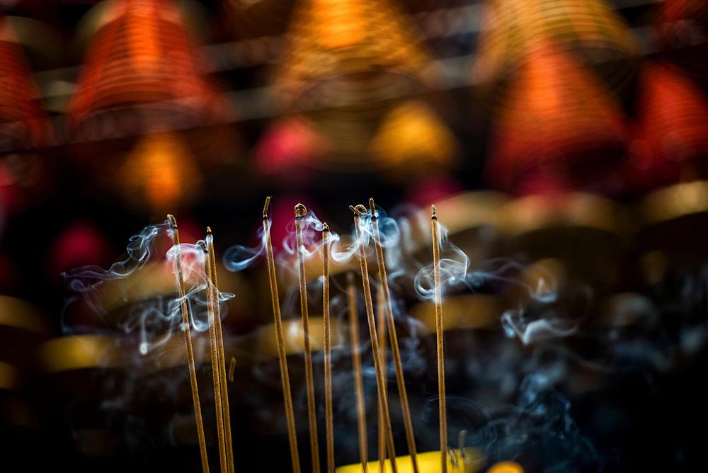 Hong Kong | 06.05.2017: Hong Kong <br /> <br /> hier: Tempel<br />  <br /> Sascha Rheker<br /> 20170506<br /> <br /> [Inhaltsveraendernde Manipulation des Fotos nur nach ausdruecklicher Genehmigung des Fotografen. Vereinbarungen ueber Abtretung von Persoenlichkeitsrechten/Model Release der abgebildeten Person/Personen liegt/liegen nicht vor.]