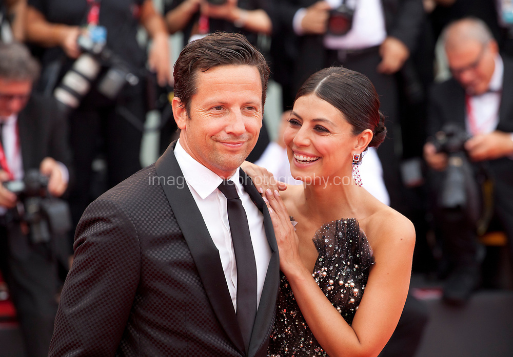 Ross McCall and   Alessandra Mastronardi at the Opening Ceremony and gala screening of the film The Truth (La Vérité) at the 76th Venice Film Festival, Sala Grande on Wednesday 28th August 2019, Venice Lido, Italy.