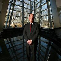 Randy MacDonald, IBM VP of HR, IBM HQ, Armonk, NY.