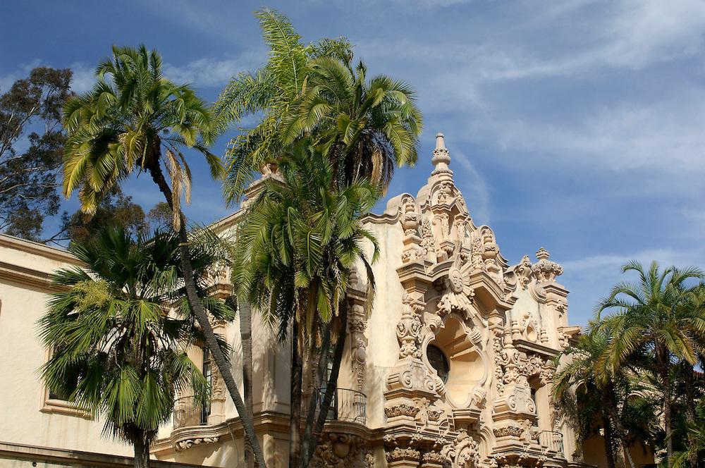 San Diego Botanical Garden Foundation Building, El Prado, Balboa Park, San Diego, California, United States of America