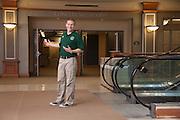 Bobcat Student Orientation staff 2014.  Photo by Ohio University / Jonathan Adams