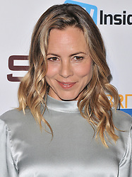 Maria Bello arrives at the TV Guide Magazine and CBS Celebrate Mark Harmon Cover & 15 Seasons Of NCIS held at the River Rock at Sportsmen's Lodge in Studio City, CA on Monday, November 6, 2017. (Photo By Sthanlee B. Mirador/Sipa USA)