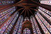 La Sainte Chapelle (The Holy Chapel), Paris