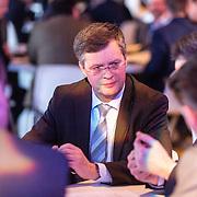 NLD/Rotterdam/20160113 - NL Groeit 2015, ex premier Jan Peter Balkenende