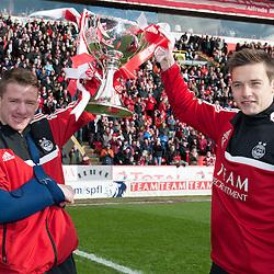 Aberdeen v Kilmarnock   Scottish Premiership   22 March 2014