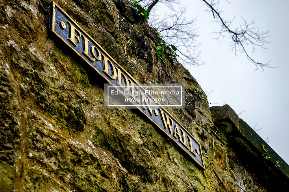 The Flodden Wall in Grey Friars church yard in Edinburgh, Scotland<br /> <br /> (c) Andrew Wilson | Edinburgh Elite media