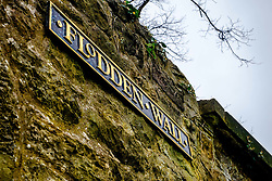 The Flodden Wall in Grey Friars church yard in Edinburgh, Scotland<br /> <br /> (c) Andrew Wilson | Edinburgh Elite media