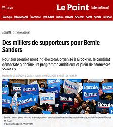 Le Point, March 2019 (Bastiaan Slabbers/Nurphoto)