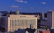 PA Capitol Complex Harrisburg, Keystone Building, Skyline
