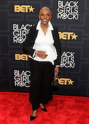 April 1, 2016- Newark, NJ: United States- Fashion Legend Bethann Hardison attends the 2016 Black Girls Rock Red Carpet Arrivals held at NJPAC on April 1, 2016 in Newark, New Jersey. Black Girls Rock! is an annual award show, founded by DJ Beverly Bond, that honors and promotes women of color in different fields involving music, entertainment, medicine, entrepreneurship and visionary aspects.   (Terrence Jennings/terrencejennings.com)