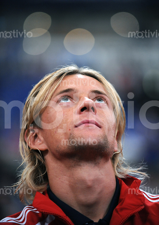 FUSSBALL     1. BUNDESLIGA     SAISON 2009/2010     19.07.2009 T-Home Cup , Spiel um Platz 3, FC Schalke 04 - FC Bayern Muenchen  Portrait  Anatoliy Tymoshchuk  ( FC Bayern )