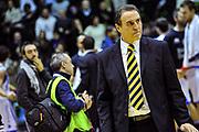 Carlo Recalcati<br /> Banco di Sardegna Dinamo Sassari - Sutor Montegranaro<br /> Legabasket Serie A Beko 2012-2013<br /> Sassari, 27/01/2013<br /> Foto L.Canu / Ciamillo-Castoria