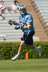 26 April 2009: North Carolina Tar Heels defenseman Jack Ryan (32) during a 15-13 loss to the Duke Blue Devils during the ACC Championship at Kenan Stadium in Chapel Hill, NC.