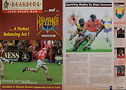All Ireland Senior Hurling Championship - Final, .12.09.1999, 09.12.1999, 12th September 1999,.12091999AISHCF,.Senior Kilkenny v Cork,.Minor Galway v Tipperary, .Cork 0-13, Kilkenny 0-12,.Havane Browns Nightclub,