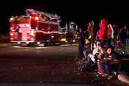 2012 Town of Wallkill holiday parade and tree lighting