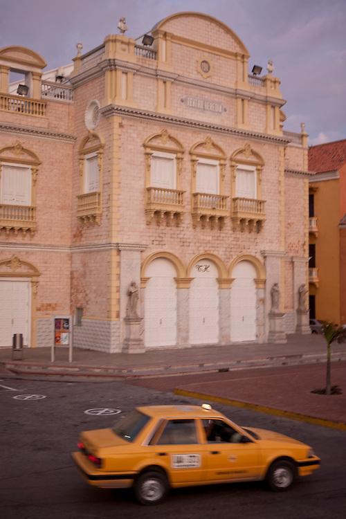 Cartagena de Indias (Colombia).