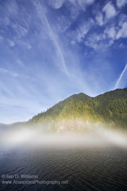 Sea Fog, British Columbia - Canada