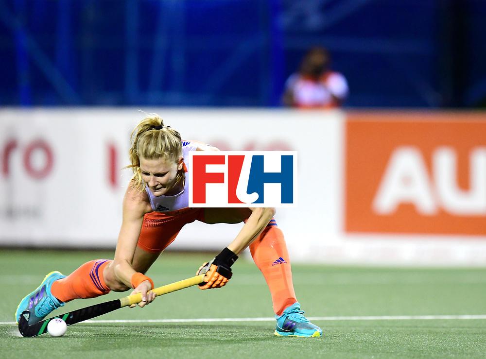 AUCKLAND - Sentinel Hockey World League final women<br /> Match id:10322<br /> 22 NED v NZL (Final)<br /> Foto: Caia Van Maasakker  <br /> WORLDSPORTPICS COPYRIGHT FRANK UIJLENBROEK