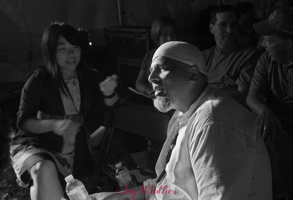 Tom Prasada-Rao, Sisters Folk Festival 2009