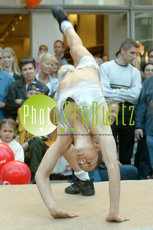 Mannheim. Verkaufsoffener Sonntag. Planken, Breite Stra&szlig;e. Feature<br /> <br /> Bild: Pro&szlig;witz