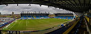 Moody skies over Kassam Stadium ahead of todays EFL Sky Bet League 1 match between Oxford United and Peterborough United at the Kassam Stadium, Oxford, England on 16 February 2019.