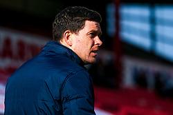 Bristol Rovers manager Darrell Clarke - Mandatory by-line: Robbie Stephenson/JMP - 27/10/2018 - FOOTBALL - Oakwell Stadium - Barnsley, England - Barnsley v Bristol Rovers - Sky Bet League One