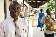 Doctor Joseph Ngonzi is an obstetrician and gynaecologist working at Mbarara Regional Referral Hospital. He is chair of the maternal, prenatal care unit and death review committee at the hospital and he has been working with RCOG fellows and members to tackle maternal mortality rates at the hospital