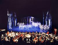 Birmingham Royal Ballet Company in Sir Frederick Ashton's Scenes de Ballet