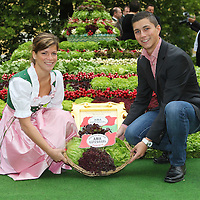 "AMA Pressefahrt: Start der  ""Blattgemüse - Saison"" im Freilandanbau"