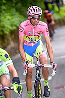 Contador Alberto - Tinkoff Saxo - 26.05.2015 - Tour d'Italie - Etape 16 - Pinzolo / Aprica<br />