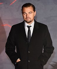 14 JAN 2016 The Revenant UK Premiere