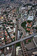 Belo Horizonte_MG, Brasil...Vista panoramica de Belo Horizonte, Minas Gerais. Na foto regiao central da capital...Panoramic view of Belo Horizonte, Minas Gerais. In the central region of the capital...Foto: LEO DRUMOND / NITRO