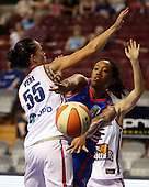 WNBL Adelaide Lightning vs Logan Thunder 18/01/2014