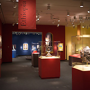The Smithsonian's National Museum of African Art is dedicated to historic and contemporary art in Africa. It's one of 19 Smithsonian Institution museums and is located in the grounds of the Smithsonian Castle off the National Mall in Washington DC.