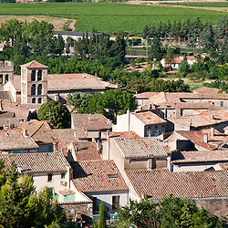Caunes-Minervois is a small medieval town  in the Languedoc-Roussillon region in southern France about 20 minutes from Carcassonne.