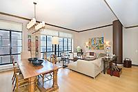 Living Room at 7 Hubert Street