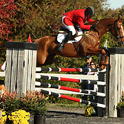 Phillip Dutton (USA) and Woodburn at Fair Hill International in Elkton, Maryland.