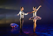 Ballet Black - artistic director - Cassa Pancho <br /> A Dream within a Midsummer Night's Dream<br /> directed &amp; Choreography by Arthur Pita<br /> press photocall<br /> 25th February 2014<br /> <br /> <br /> Cira Robinson as Titania<br /> <br /> Damien Johnson as Oberon <br /> <br /> Isabela Coracy as Puck <br /> <br /> Sayaka Ichikawa as Helena<br /> <br /> Jacob Wye as Lysander<br /> <br /> Kanika Carr as Hermia<br /> <br /> Jose Alves as Bottom <br /> <br /> Christopher Renfurm as Salvador Dali <br /> <br /> <br /> <br /> Photograph by Elliott Franks