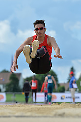 06/08/2017; Sanchez Carrasco, Jordi, T13, ESP at 2017 World Para Athletics Junior Championships, Nottwil, Switzerland