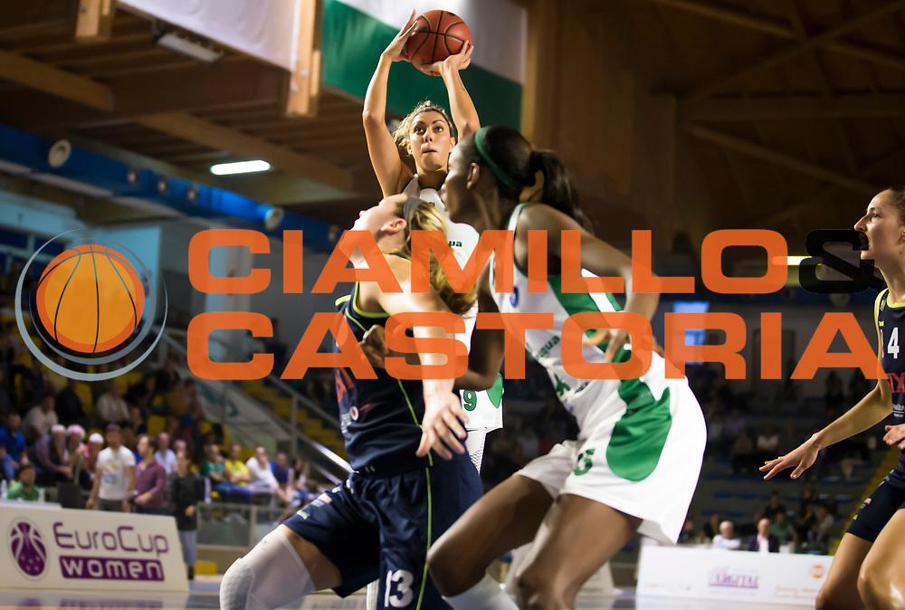 Alessandra Formica<br /> Passalacqua Trasporti Ragusa - Fixi Piramis Torino<br /> LBF Legabasket Femminile 2017/2018<br /> Ragusa, 01/10/2017<br /> Foto ElioCastoria / Ciamillo - Castoria