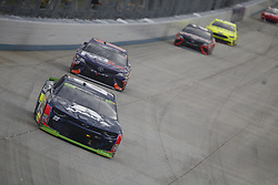 October 7, 2018 - Dover, Delaware, United States of America - Alex Bowman (88) battles for position during the Gander Outdoors 400 at Dover International Speedway in Dover, Delaware. (Credit Image: © Justin R. Noe Asp Inc/ASP via ZUMA Wire)